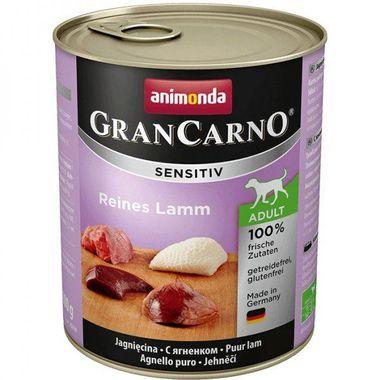 Animonda GranCarno Sensitive Lamm pur 800 g