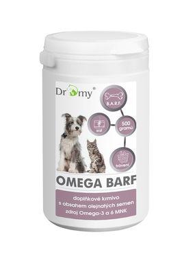 Dromy Omega BARF 500 g + 20% ZDARMA