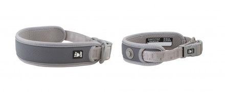 Hurtta Adventure Halsband grau 45 - 55 cm