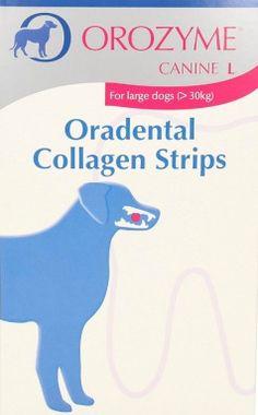 Orozyme Oradental Colagen Kaustreifen L - 141g