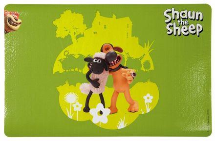 Trixie Shaun das Schaf Napfunterlage 44 x 28 cm